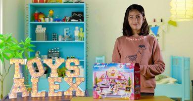 Cafeteria Playmobil par Alex