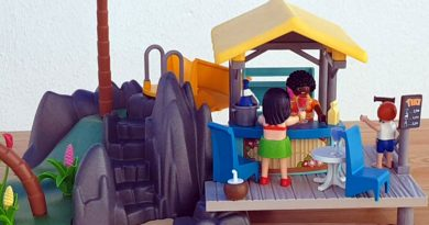 ToysAlex playmobil ile des vacanciers