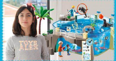 Playmobil Aquarium Idée Cadeau Toys Alex